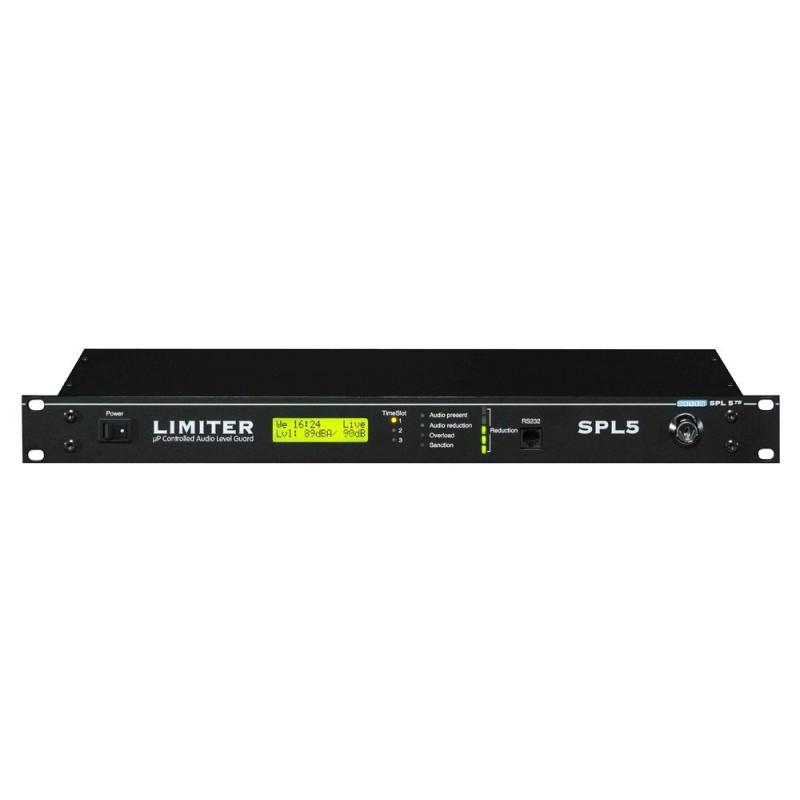 Dateq SPL 5 limiter geluids begrenzer