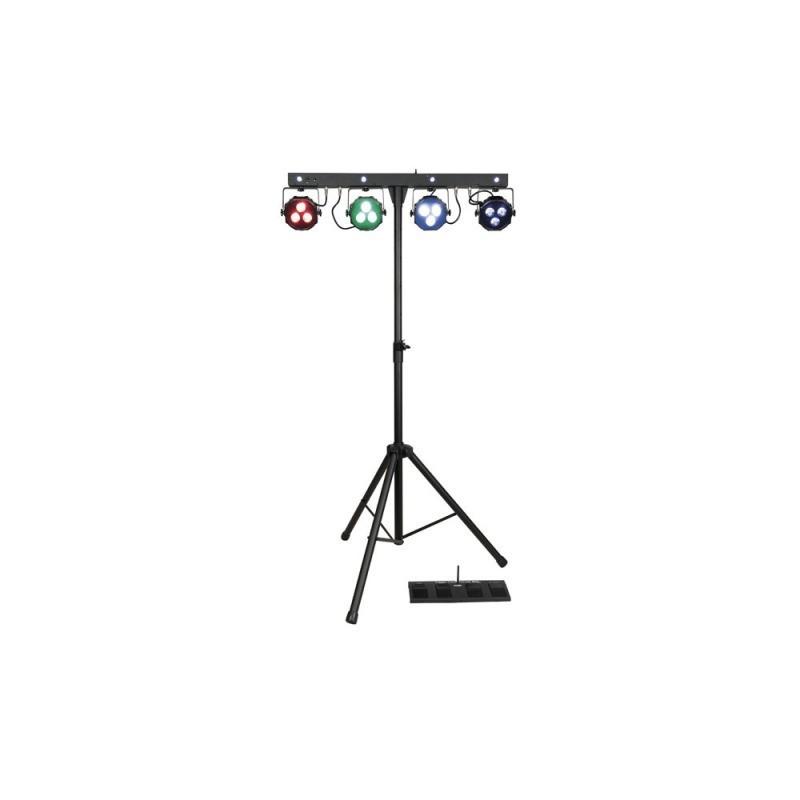 Showtec Compact Power Lightset RGB-UV