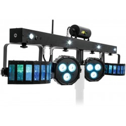 EUROLITELED KLS Laser Bar FX Light Set