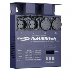 Showtec MultiSwitch Pack