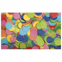Showtec Confetti Round 55mm