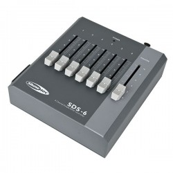 Showtec SDS 6 DMX controller