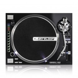 Reloop RP-8000 digitale direct drive draaitafel