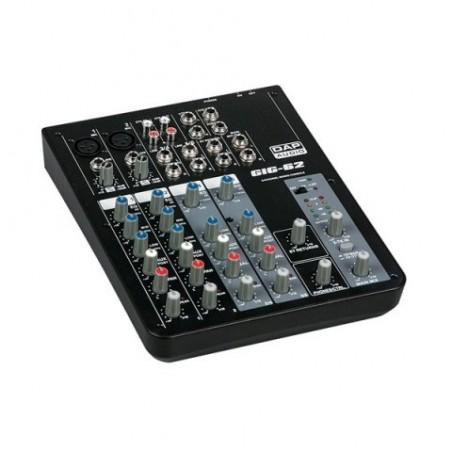 Dap Gig 62 6 kanaals live mixer