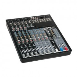 Dap GIG-124CFX 12 Channel live mixer incl. Dynamics & DSP