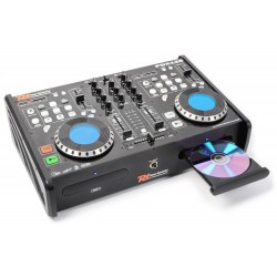 Power Dynamics	PDX125 Dubbele Speler CD/SD/USB/MP3