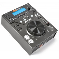 Power Dynamics	PDX100 Single Top Speler CD/SD/USB/MP3