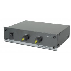VGAD-12 1:2 VGA / Audio Distributor