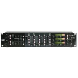 Imix-7.3 install mixer 7 kanalen en 3 zones
