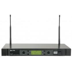 ER-216B 2 kanaal, 16 freq. PLL-ontvanger 614-638 Mhz