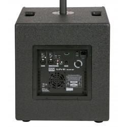 Live Mini 12inch actieve zuilenspeakersysteem