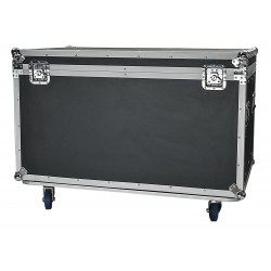 Flightcase voor 8x Sunstrip Active