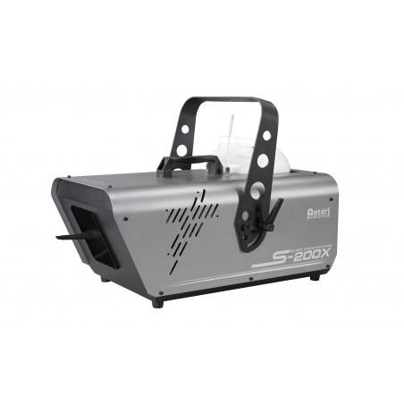 S-200X Snowmachine Silent