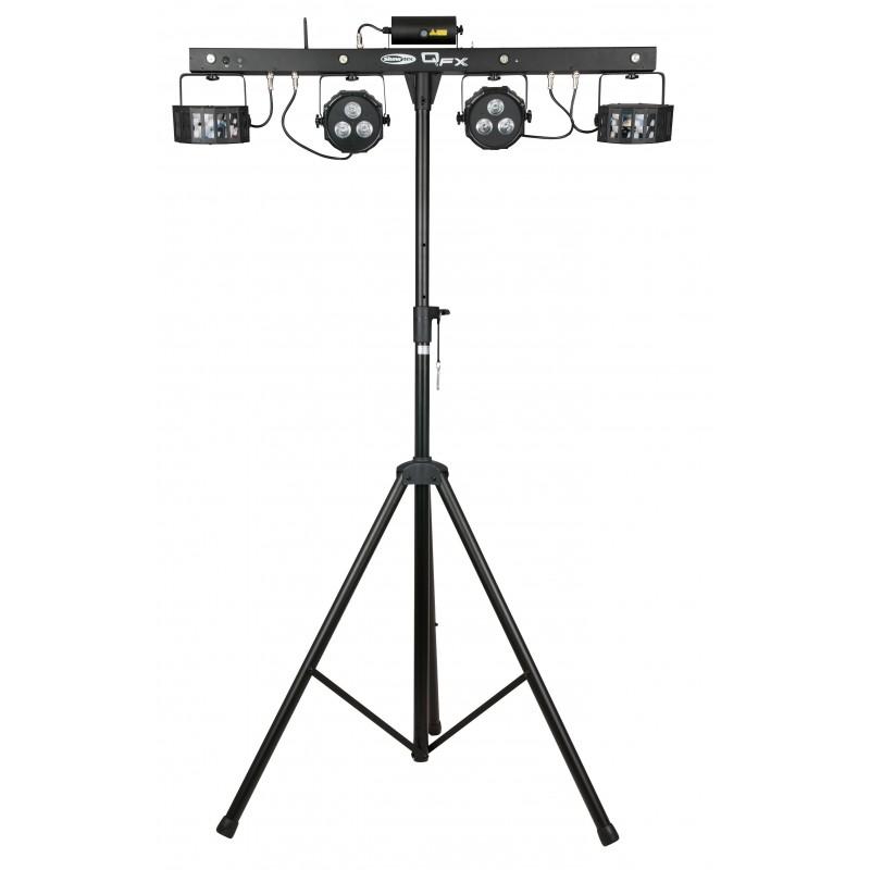 QFX Multi FX Compacte Licht Set