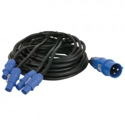 Power Cable CEE - Powercon