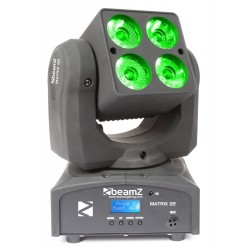 BeamZ	Matrix22 Moving Head