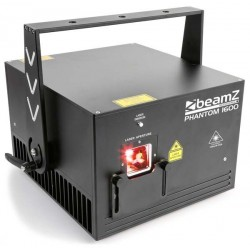BeamZ Professional	Phantom 1600 Pure Diode Laser RGB Analog