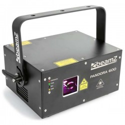 BeamZ ProfessionalPandora 600 TTL Laser RGB