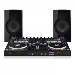 Reloop Set Terminal Mix 8 + ADM5