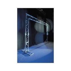 Showtec Mobile DJ Truss Stand