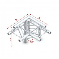 Showtec Triangle Truss PT30 010
