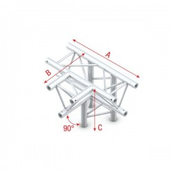 Showtec Triangle Truss PT30 020