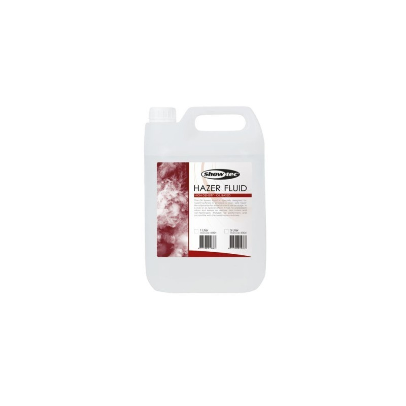 Showtec Hazer Fluid 5 liter